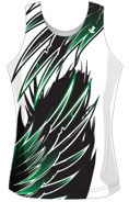 Wings Sublimated Racetank