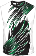 Wings Sublimated Sleeveless Top